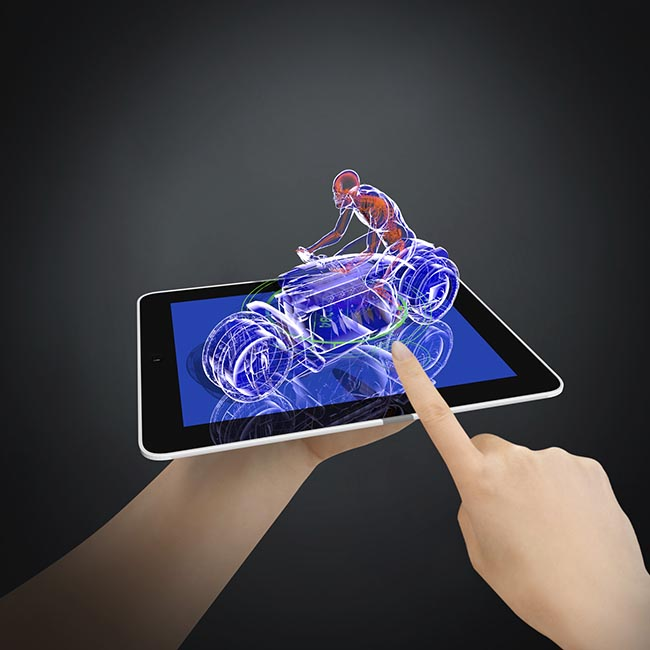 New Generation Design on Tablet PC