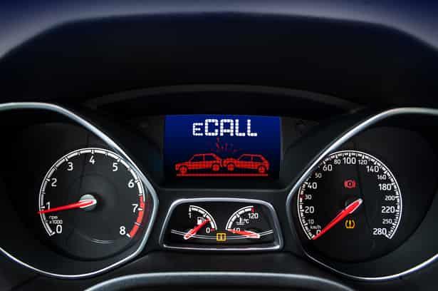 ¿Cómo funciona el eCall en los coches nuevos?