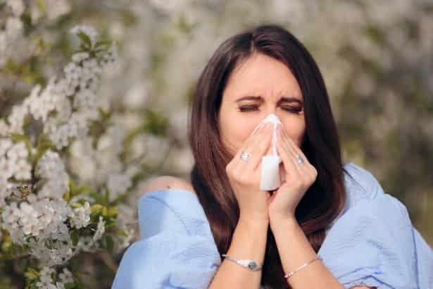 Alergia primaveral: Todo lo que necesitas saber