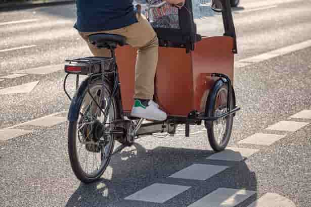 ¿Te atreves con la cargo bike?