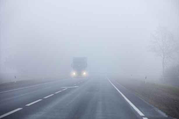 Cinco consejos para conducir con niebla