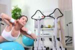 5 claves para montar un gimnasio en casa