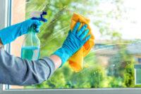 Cómo limpiar las ventanas de casa