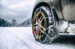 ¿Cómo colocar las cadenas para la nieve en tu coche?